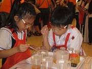 Quand les enfants font des expériences scientifiques