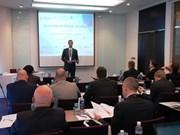 HCM-Ville soigne les entreprises slovènes