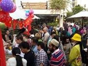 La gastronomie et l'artisanat vietnamiens présents à la foire Bazaar en Égypte