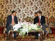 Ho Chi Minh-Ville souhaite intensifier sa coopération avec les localités cambodgiennes