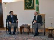 Vietnam – Égypte : renforcement des relations bilatérales