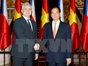 Le Premier ministre Nguyên Tân Dung promeut les relations Vietnam-République tchèque
