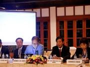 EAS 2015 : réunion du Conseil des partenaires des mers de l'Asie de l'Est