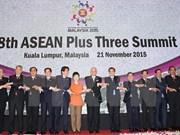 ASEAN+3 : le PM malaisien plaide pour une coopération substantielle