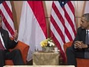 Etats-Unis et Singapour confirment leurs relations solides