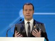 Le Premier ministre russe entame sa première visite au Cambodge