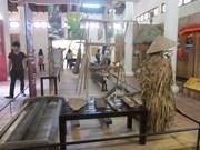Inauguration de la maison d'exposition d'outils agricoles Thanh Toàn