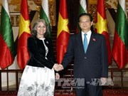 Vietnam-Bulgarie: volonté commune de resserrer les liens