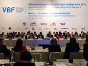 Ouverture du forum d'entreprises du Vietnam