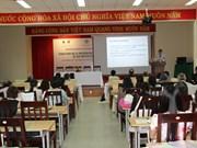 Thua Thien-Hue : séminaire régional de recherche francophone 2015