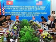 Vietnam - Etats-Unis coopèrent dans la médecine militaire