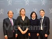 Vietnam et Norvège intensifient leur coopération dans la navigation maritime