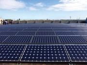 Des milliards de dollars pour des projets d'énergie solaire au Vietnam
