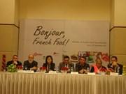 «Bonjour, French Food !» s'invite au Vietnam