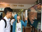 Exposition photos sur les solutions face au changement climatique