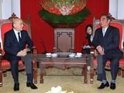 Renforcement de la coopération entre le PCV et le Parti Yeni Azerbaijan