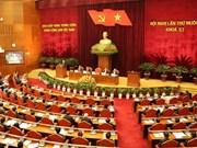 Quatrième journée de travail du 13e Plénum du Comité central du Parti