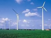 La province de Trà Vinh promeut l'énergie éolienne