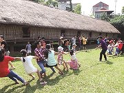 Le jeu de tir à la corde, patrimoine culturel mondial