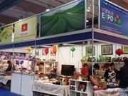 Expo de marchandises vietnamiennes au Koweït