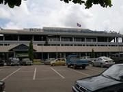 Laos : projet d'extension de l'aéroport international Wattay