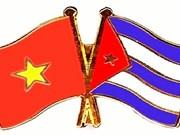 Félicitations pour la fête nationale de Cuba