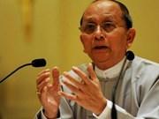 Le président du Myanmar appelle les forces politiques à s'unir