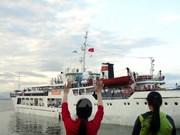 Tet traditionnel : des navires mettent le cap sur Truong Sa