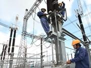 77.206 milliards de dôngs investis dans le réseau de transport d'électricité en cinq ans