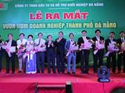 La pépinière d'entreprises de Da Nang voit le jour