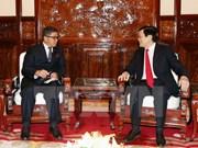 Le Vietnam favorise le travail des ambassadeurs étrangers