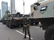 Attaque terroriste en Indonésie : message de sympathie du Vietnam