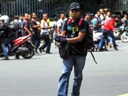 Attentats de Jakarta : l'identité d'un des terrotistes a été déclinée