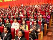 Communiqué de presse sur la cérémonie d'ouverture du XIIe Congrès national du PCV