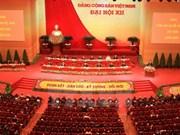 Les médias internationaux soulignent la signification du XIIe Congrès du PCV
