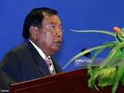Message de félicitations au secrétaire général du PPRL