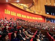 La population suit avec intérêt le 12e Congrès national du Parti