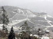 Neige et verglas font leur apparition dans plusieurs provinces du Nord