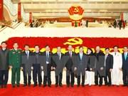 Congrès du Parti: poursuite des discussions sur le travail du personnel