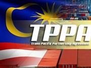 La Malaisie signera le TPP en février prochain
