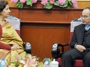 Dynamiser la coopération Vietnam - Inde