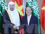 Promouvoir la coopération parlementaire Vietnam - Arabie saoudite