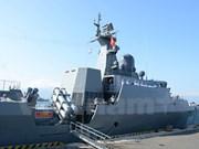 Le Vietnam participe à la Revue internationale de la flotte en Inde