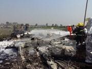 Crash d'avions militaires au Myanmar et en Indonésie
