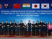 Démarrage du 11e cycle de négociations du RCEP