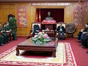 Le chef de l'Etat en tournée à Lang Son