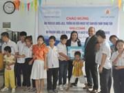 Au chevet des victimes de l'agent orange à Da Nang et Can Tho