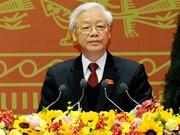 Des dirigeants étrangers se félicitent de la réélection du chef du PCV