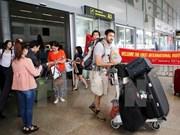 Afflux de touristes étrangers au Vietnam en février