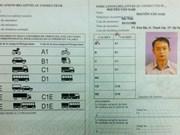 Ho Chi Minh-Ville délivre le permis de conduire international